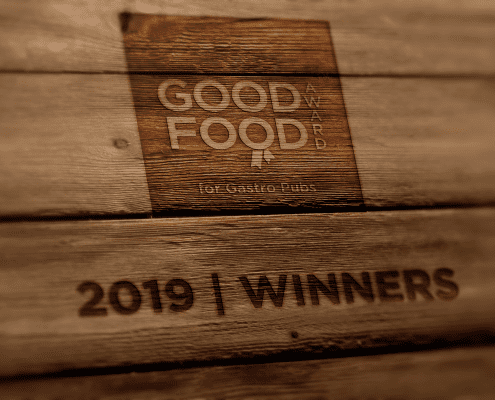 Good Food Award Winners for Gastro Pubs